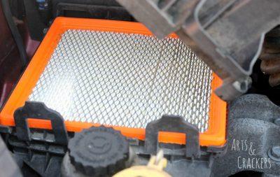 FRAM Engine Air Filter