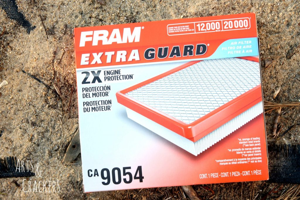 Fram Extra Guard Engine Air Filter