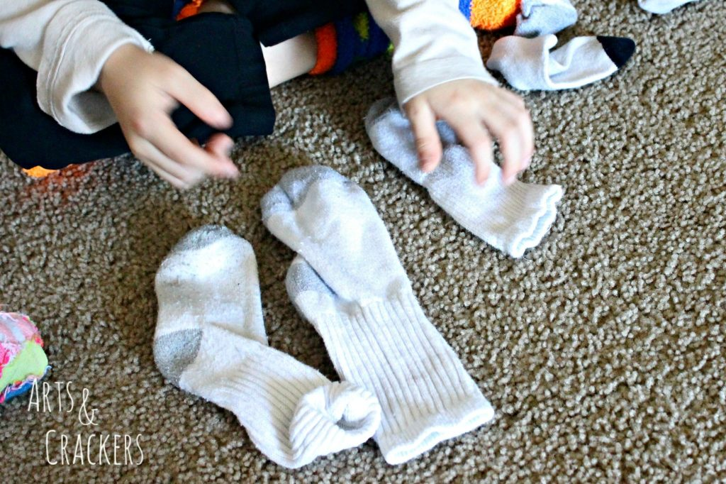 Laundry Hacks Socks 3