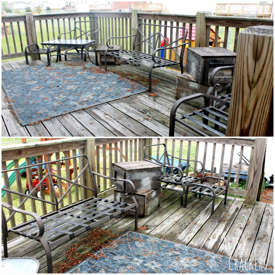Transform Your Patio in a Day 1
