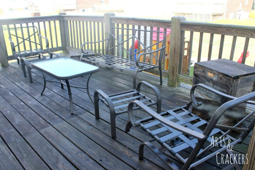 Transform Your Patio in a Day 2