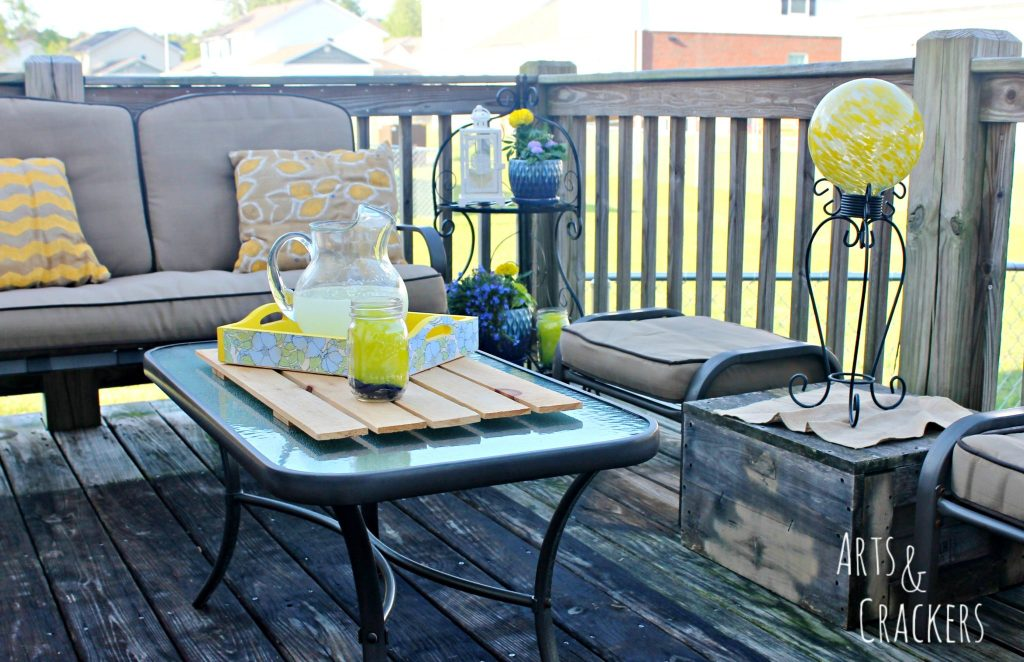 Transform Your Patio in a Day 5