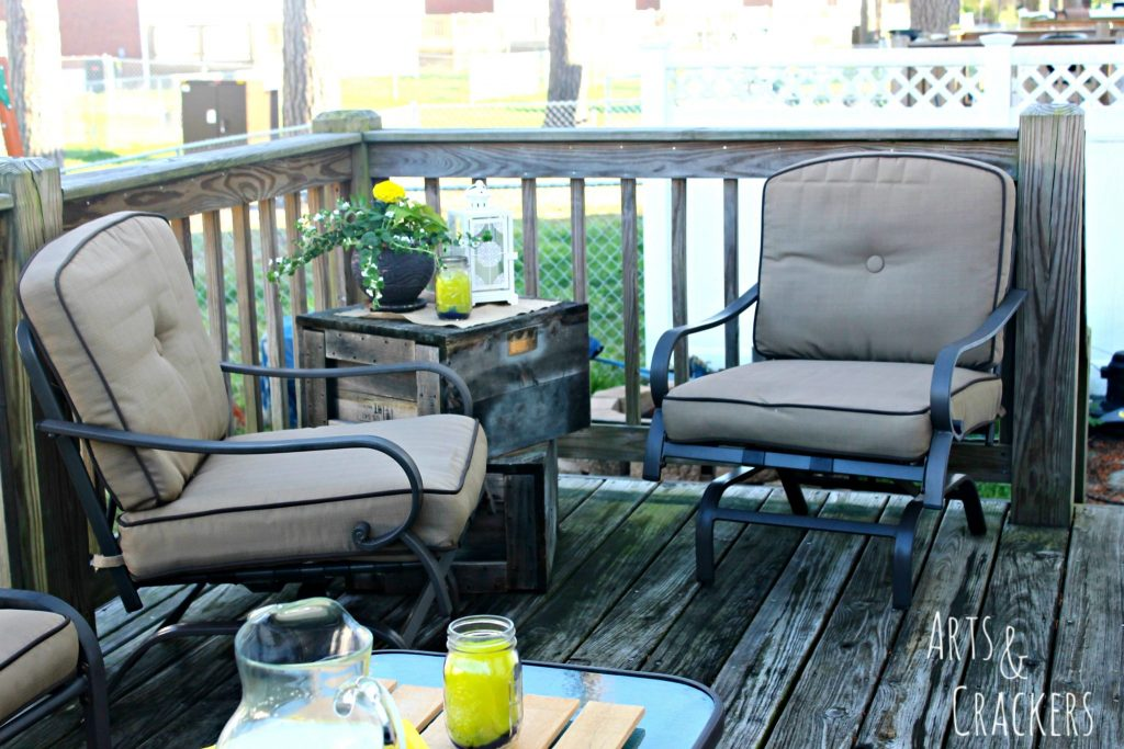 Transform Your Patio in a Day 6