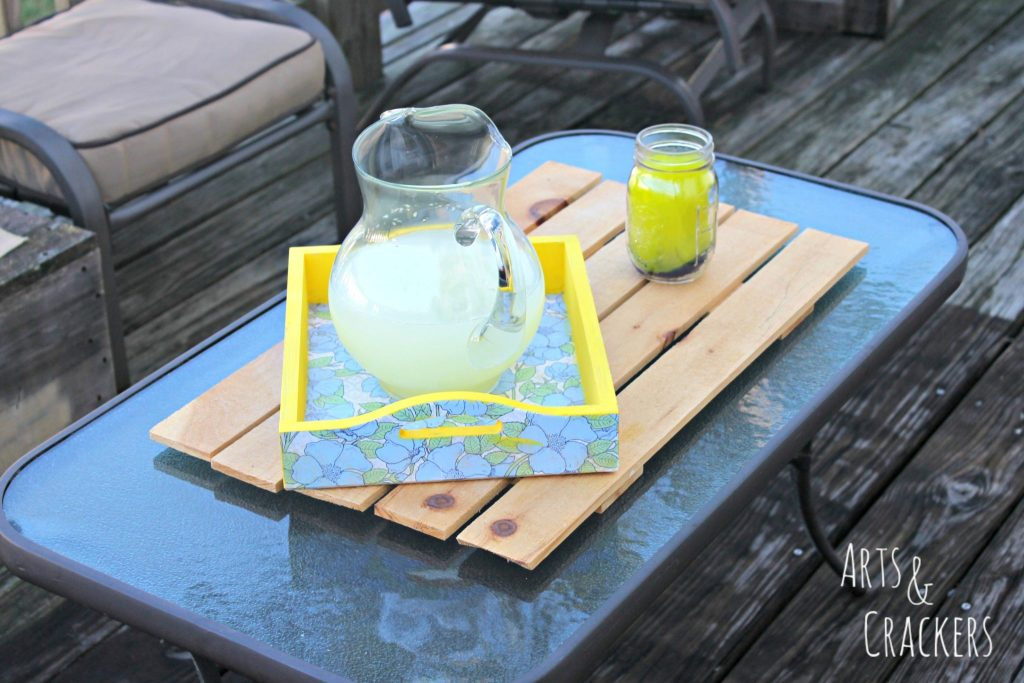 Transform Your Patio in a Day Lemonade