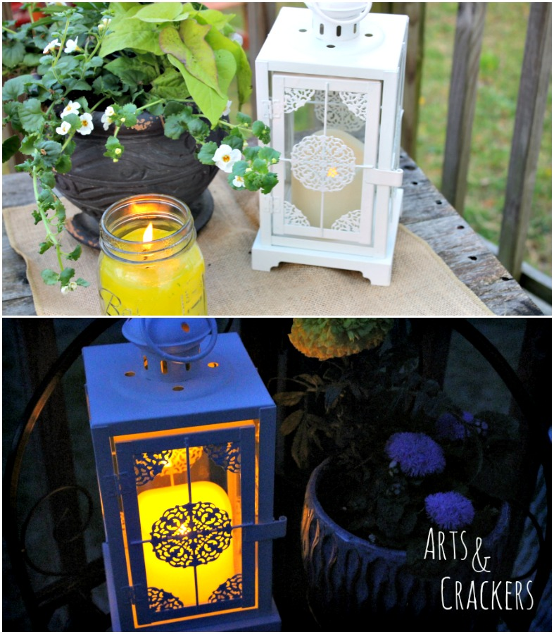 Transform Your Patio in a Day Lights