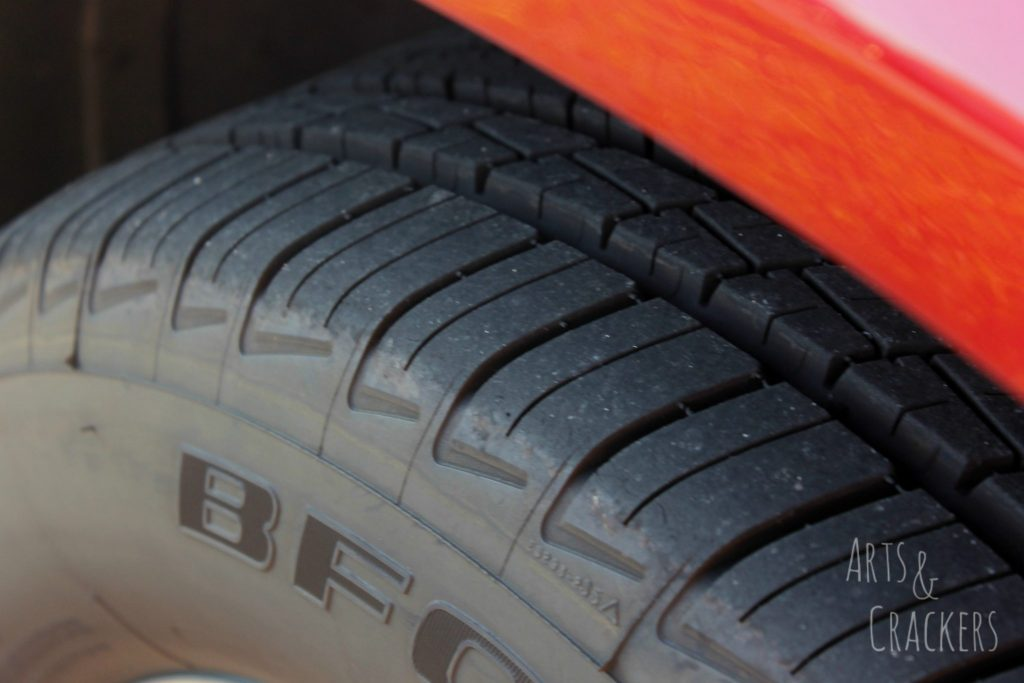 Vehicle Maintenance Tires