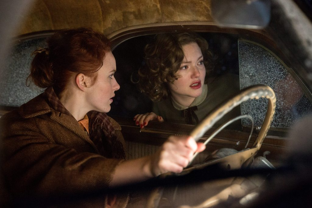 Miriam and Bea The Finest Hours