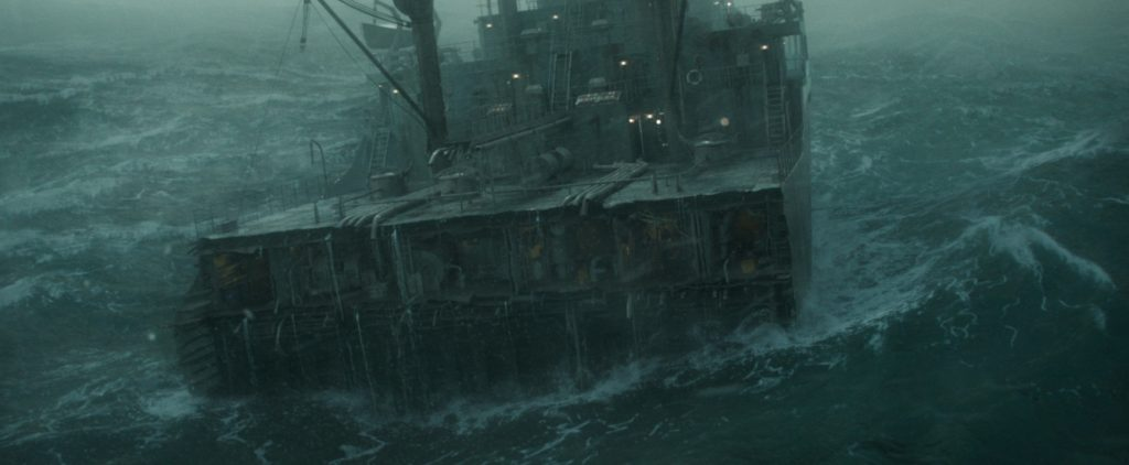 The Finest Hours Ship in Half