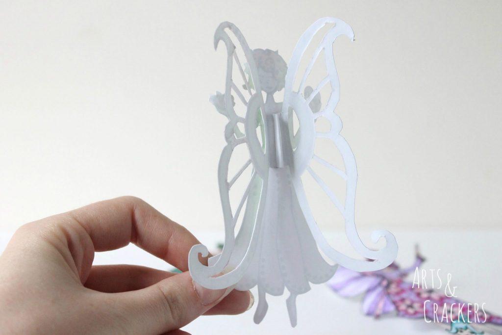 Fairies 3D Back
