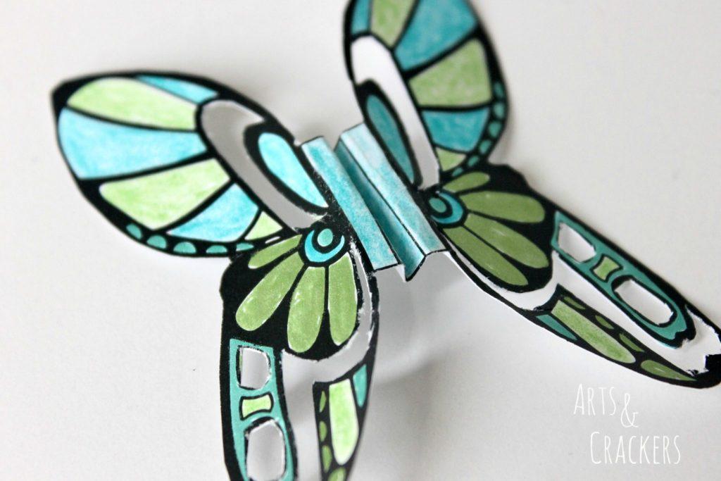 Fairies 3D Fold 3