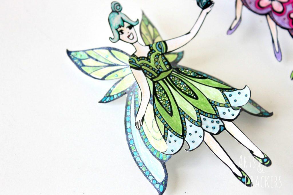 Fairies 3D Sparkles