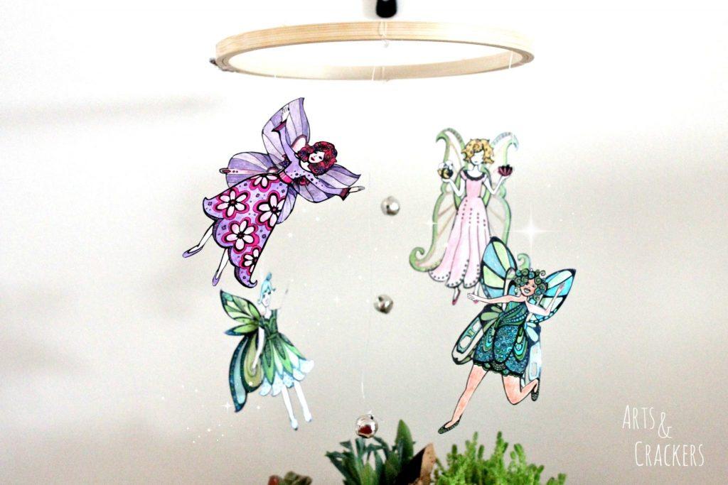 Fairy Mobile Cover