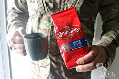 Military Match Program Community Coffee Mug