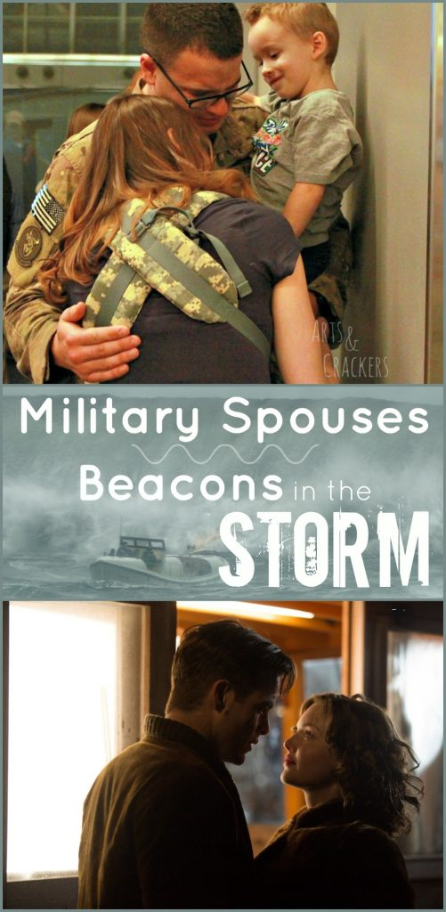 Military Spouses: Beacons in the Storm | The Finest Hours