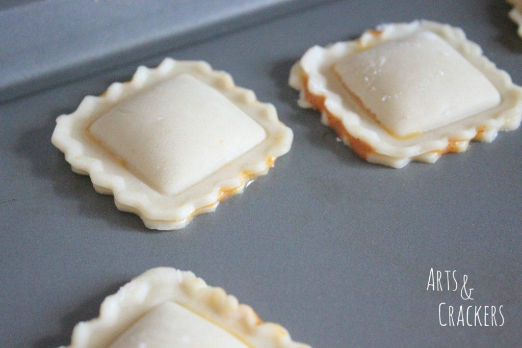Pumpkin Pie Ravioli Step 8