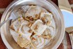 Pumpkin Pie Ravioli-Inspired Dessert