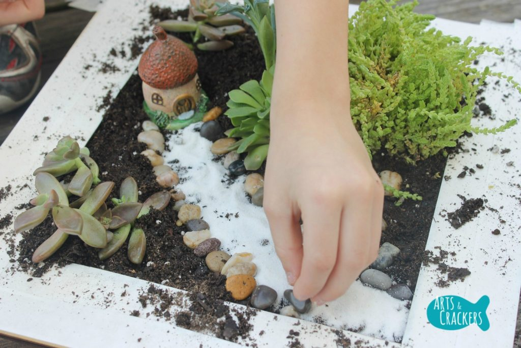 Fairy Garden Tutorial Step 7