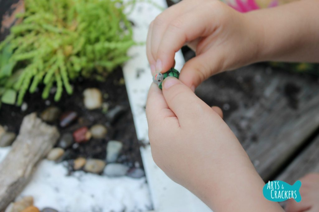 Fairy Garden Tutorial Step 8