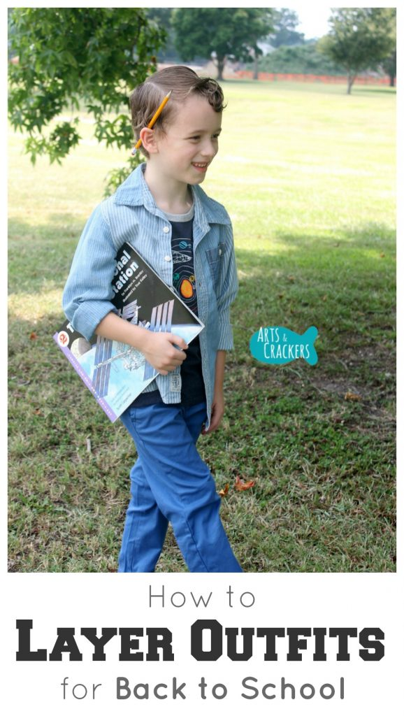 Find out our tips for layering outfits for back to school clothes shopping   Back-to-School   Kid Fashion   Kid Style   Fashion   Clothes   Outfits   Layers   Fall Fashion   Shopping   Style   OshKosh B'gosh   2016 Fashion for Kids   Boy Fashion