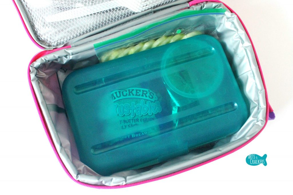 Lunch to Go Pencil Box