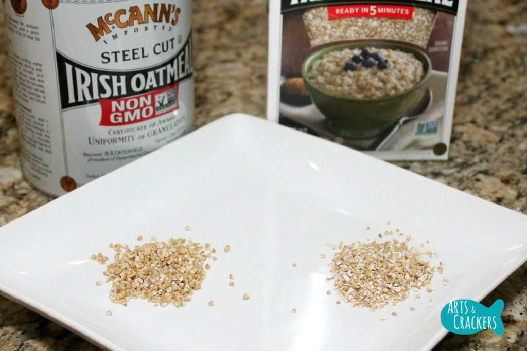 McCanns Steel Cut Oats