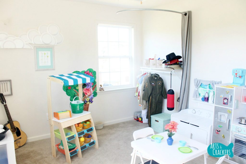 Playroom Makeover 1