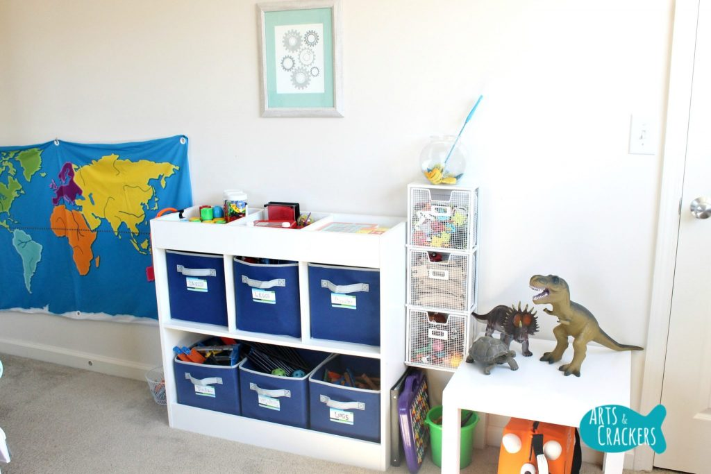 Playroom Makeover 10