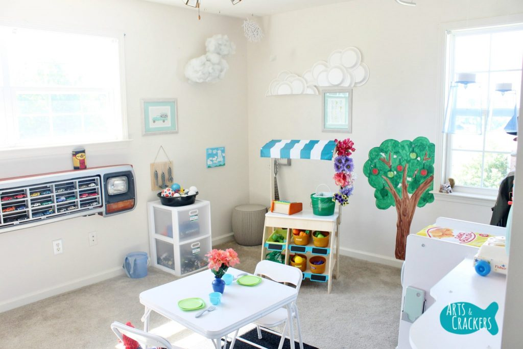 Playroom Makeover 2
