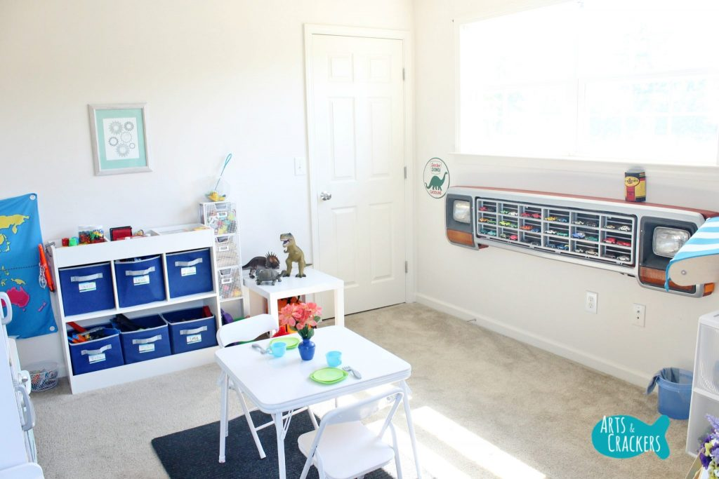 Playroom Makeover 3