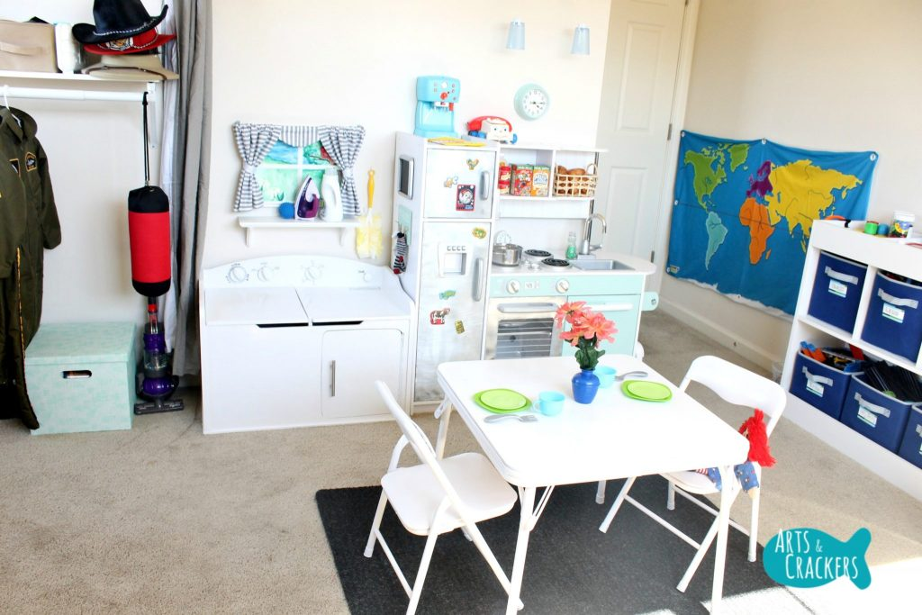 Playroom Makeover 5
