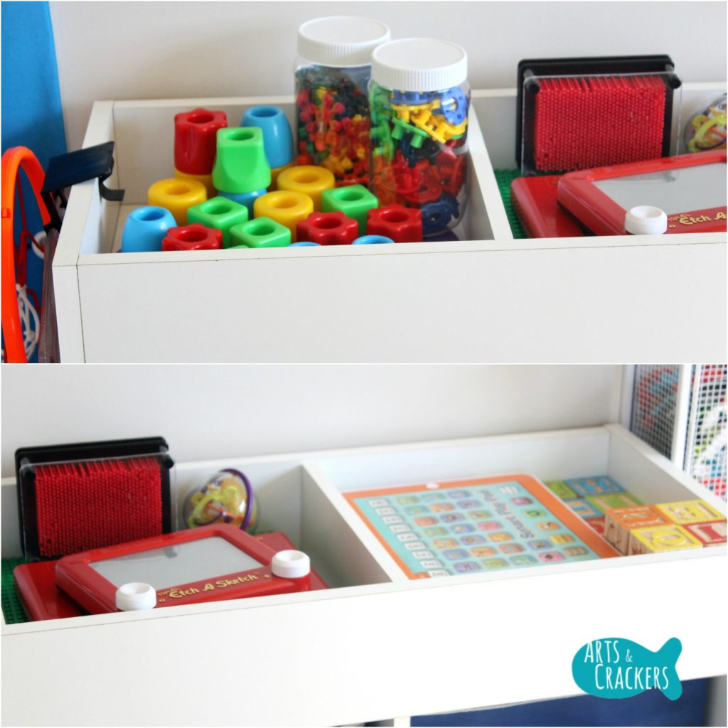 Playroom Makeover Building