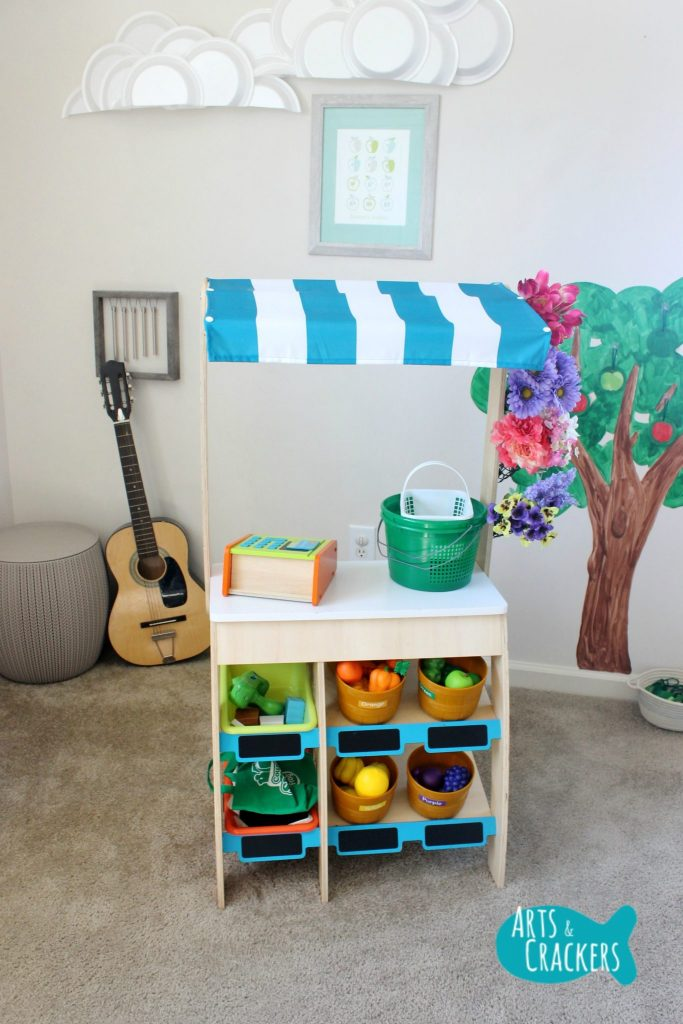 Playroom Makeover Market
