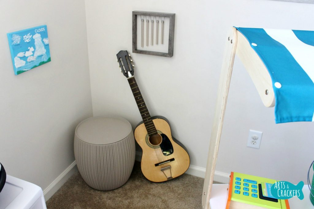 Playroom Makeover Music