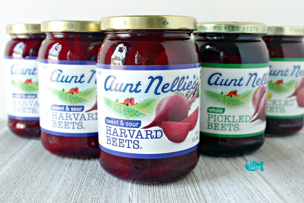 Aunt Nellie's Beets