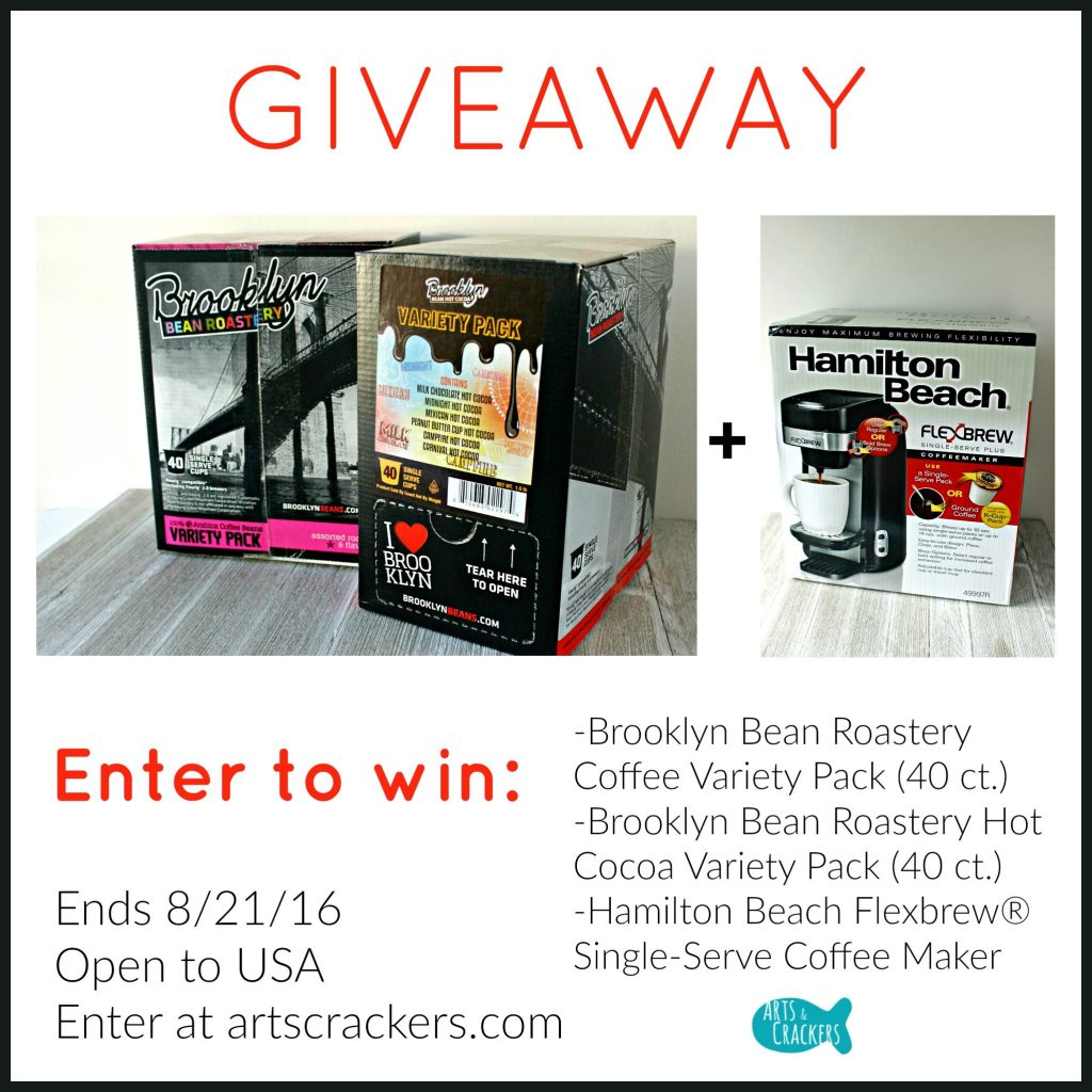 Brooklyn Bean Roastery and Flexbrew Giveaway