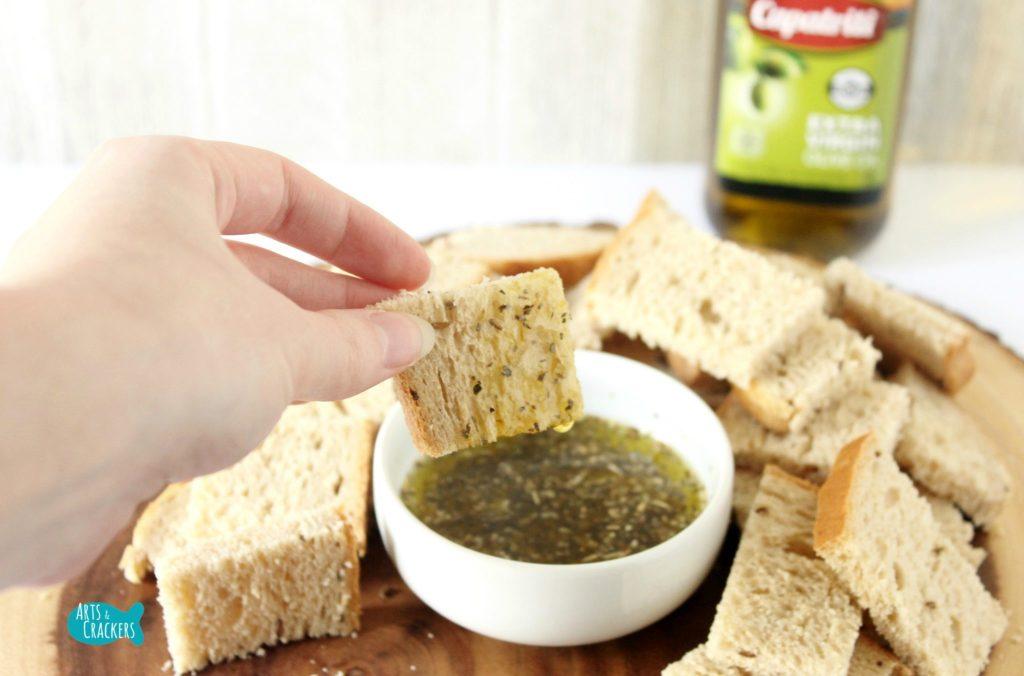 Capatriti EVOO Bread Dipping Oil