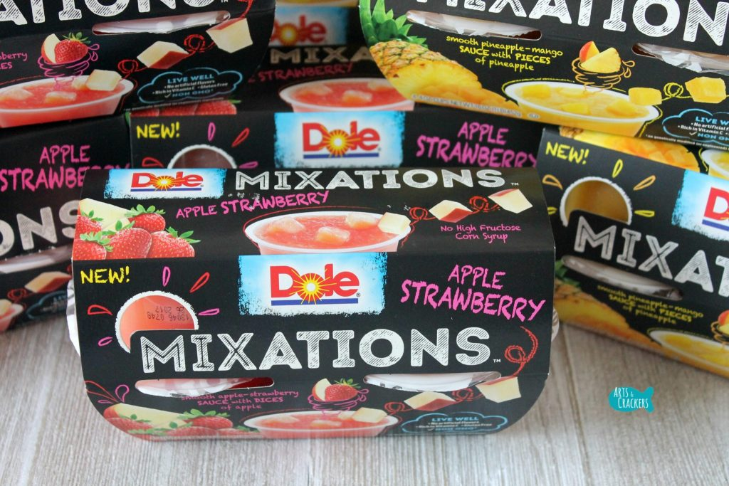 DOLE Mixations Pack