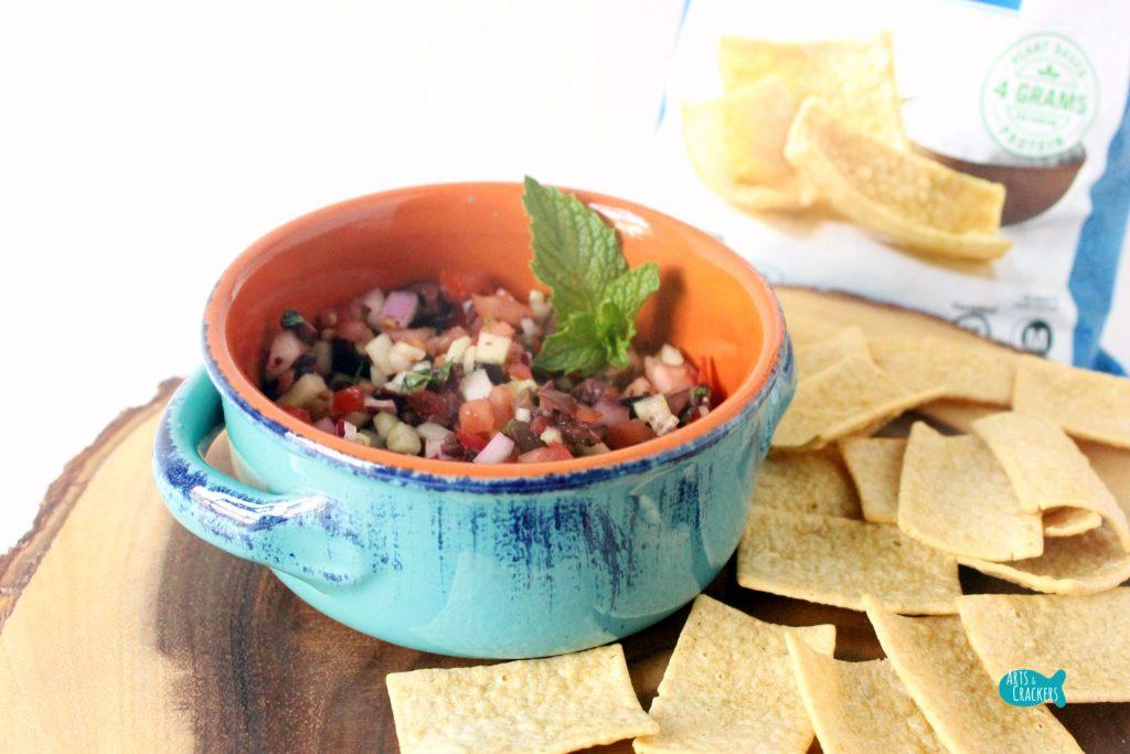Mediterranean Salsa Relish