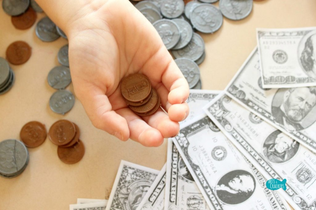 Oriental Trading Play Money