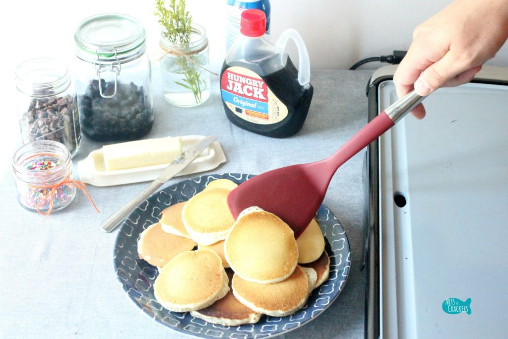 Farmhouse Breakfast Party Hungry Jack Pancakes