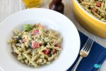 Pesto Fresco Pasta Recipe with Homemade Pesto