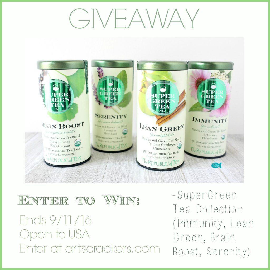 Republic of Tea Giveaway