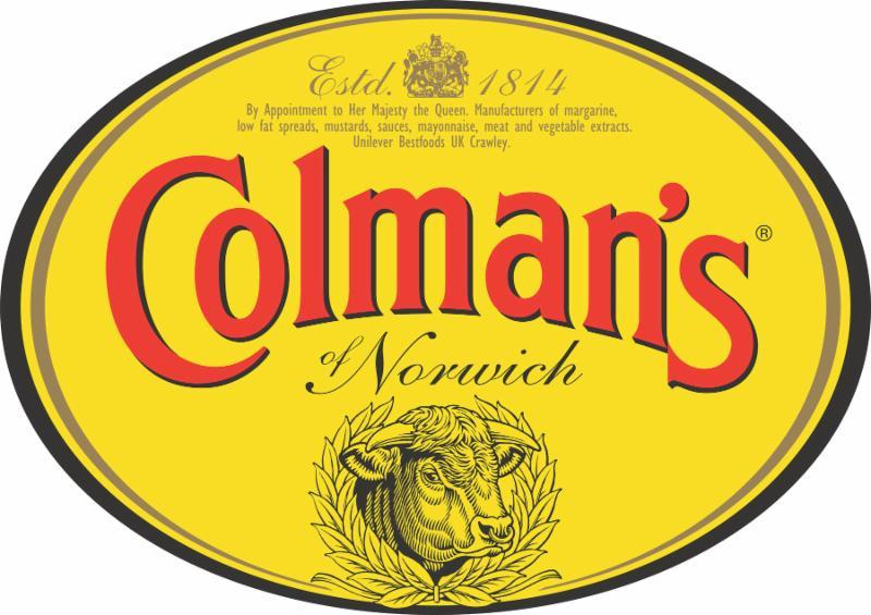 Colman's Mustard Logo