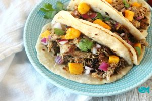Chili Lime Mango Pork Carnitas