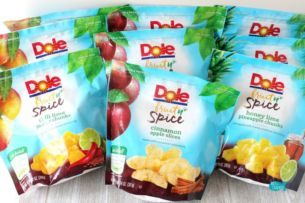 DOLE Fruit n' Spice