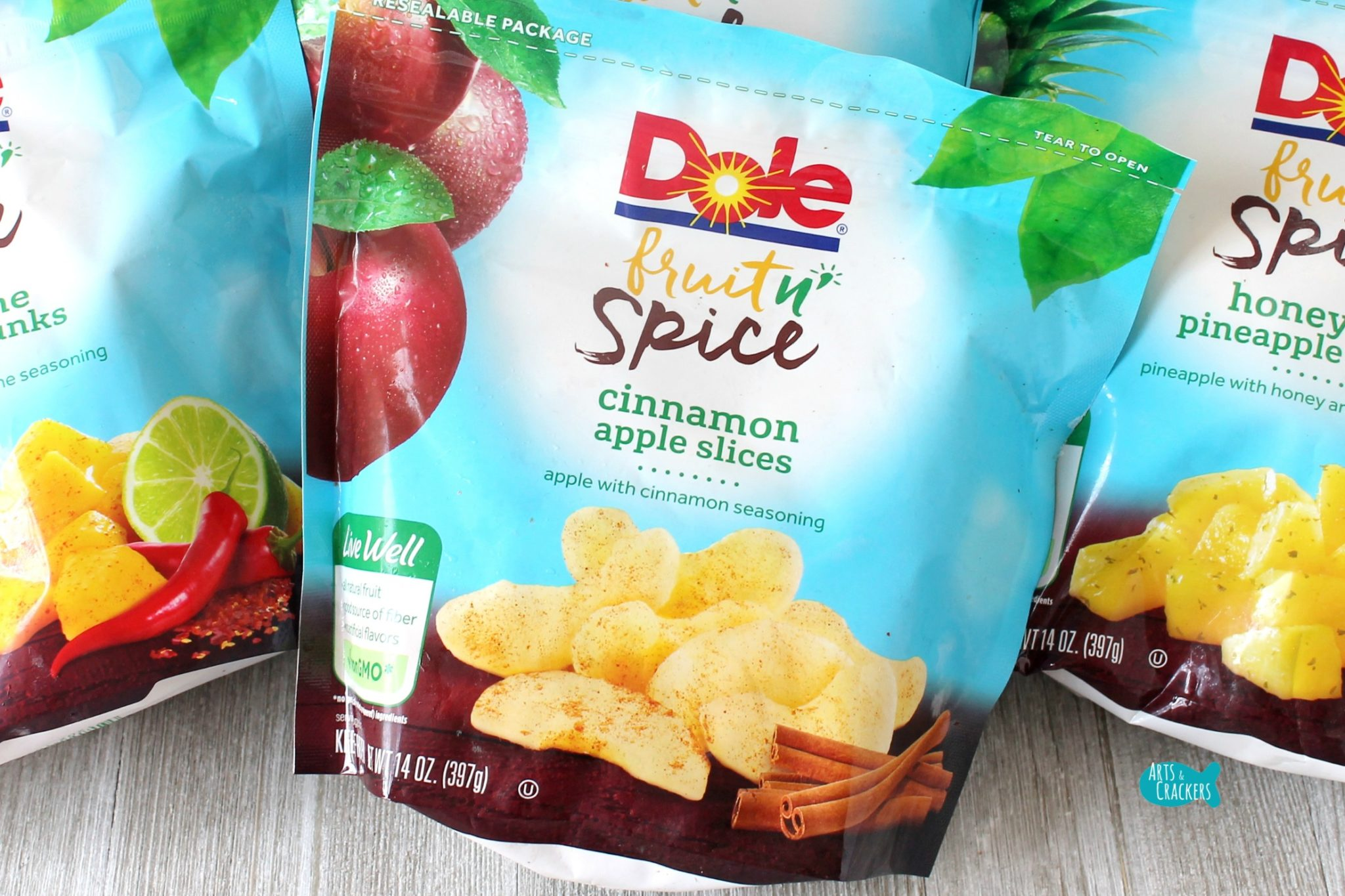 DOLE Fruit n' Spice Apple