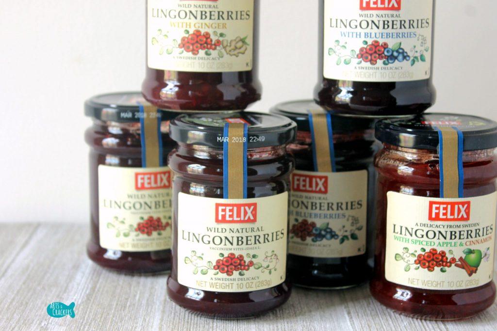 Felix Lingonberry Jam