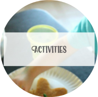 Arts & Crackers Category Activities