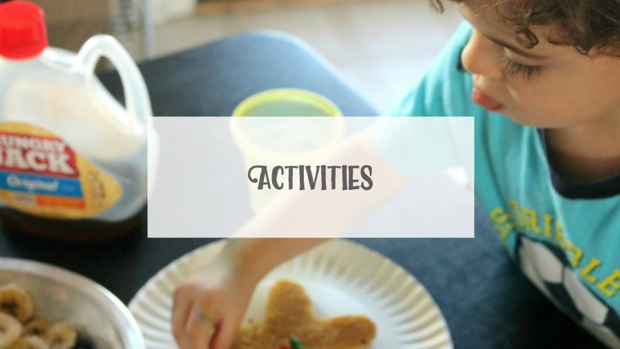 Arts & Crackers Activities Category