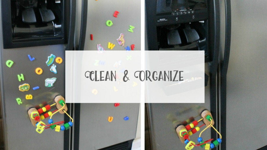 Arts & Crackers Clean and Organize Category